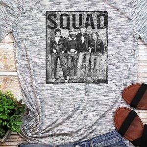 "Golden Girls ""Squad"" Graphic Tee Shirt"
